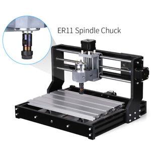 CNC3018 DIY CNC Router Kit Graviermaschine GRBL Control 3 Achsen mit ER11 P3F3