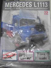 Mercedes l 1113/1966 * Nº 22 * coleccionista kit 1:12