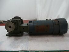 Boston Gear 22232300 Variable Speed Dc Motor 1 12hp 1750rpm V Arm 180