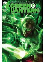 Green Lantern #1 (RARE Mattina Variant Cover Edition, DC Comics) First Print