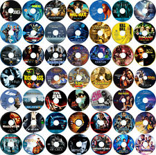 DVD & Blu ray DISC ONLY lot. Cheap Kids Sale Discount. DVD $1.25 Blu Ray $2