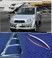 Frames abs chrome chrome-plated Lights Front+Rear DAIHATSU TERIOS from 2005