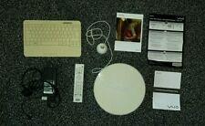 Sony Vaio TP3 Home entertainment centre. Original box, keyboard, remote etc.