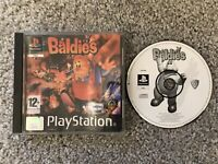 Baldies Sony Playstation 1 PS1 PS2 PS3 Game