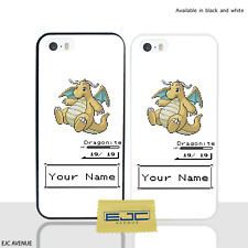 """Pokemon Personalised Custom Case/Cover For iPhone 6/6s (4.7"""") / Screen Protector"""