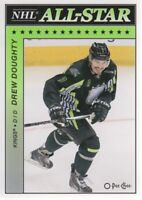2015-16 O-Pee-Chee All-Star Glossy #AS-4 Drew Doughty Los Angeles Kings