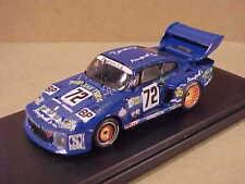 TOP MODEL #GOLD 015 1/43 Resin Porsche 935, 8th '79 LeMans, Hawaiian Tropic, #72