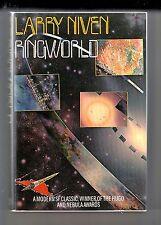 RINGWORLD (Larry Niven/1st US/#1 Ringworld/artificial planet)