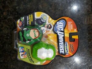 DC Universe Squatz Battle Pack The Green Lantern & 1 Mystery Figure