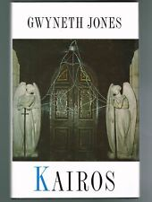 Kairos by Gwyneth Jones  1988, British Hardcover  Signed 1st Printing
