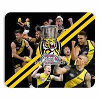 Richmond Tigers AFL 2020 Premiership Premiers Premium 5mm Thick Mouse Pad