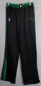 Vintage Excellent Nike Team Sports sz L Boston Celtics Warm Up Pants~EUC