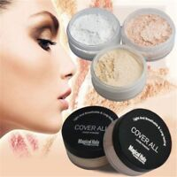 Finish Powder Face Loose Powder Translucent Smooth Setting Foundation Makeup hs
