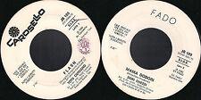 DISCO 45 GIRI  Toto Cutugno / Dori Ghezzi – Flash / Mama Dodori  ( JUKE-BOX )