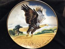 """Amber Waves Of Grain"" Franklin Mint Collectors Plate!"