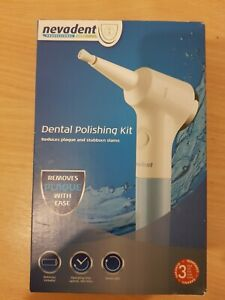 DENTAL POLISHING KIT- REMOVES PLAQUE EASILY WITH - 3 YEARS WARRANTY
