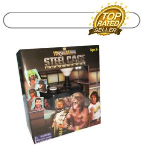WWE Wrestlemania Steel Cage Challenge Plug & Play Game /