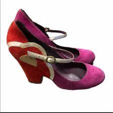 MARC JACOBS art deco heels