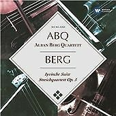 Berg: Lyric Suite, String Quartet (Original Jackets), Alban Berg Quartett CD | 0