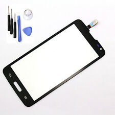 For LG Optimus L90 D405 D415 Touch Screen Digitizer Part Outer Glass Lens Black