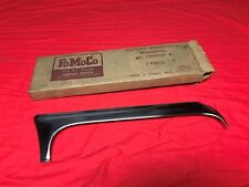 NOS 52 53 54 FORD CONVERTIBLE / SKYLINER WINDSHIELD MOLDING TRIM BF-7602137-A