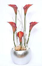 Handgefertigte Deko-Blumen & künstliche Pflanzen für den Wintergarten