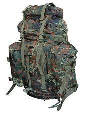 Esercito tedesco zaino trekking zaino BW Mountain Camou Tarn 100l Backpack ZAINO