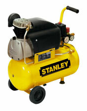 STANLEY D 211/8/24 Compressore Coassiale Lubrificato 24L - Giallo