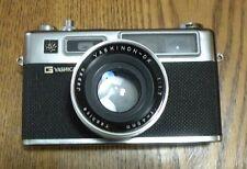 YASHICA G 35 Electro Rangerfinder W/ Yashinon 45MM f/1.7. + cap & case