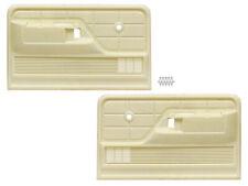 New 1973-79 F100 Door Panels Neutral LH RH F250 F350 Pickup 78-79 Bronco Ford