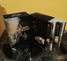Star wars trilogia 4 dvd