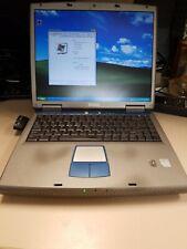 "DELL Inspiron 5100 Laptop, 15"" LCD P4 2.4 GHz, XP Pro 512MB RAM 40GB HD"