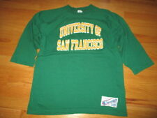 Vintage Champion UNIVERSITY OF SAN FRANCISCO (LG) Heavy Long Sleeve Jersey