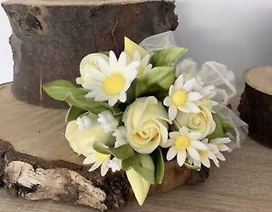 lemon Rose Sugar Flower Cake topper/Decoration