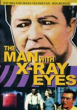 The Man With the X-Ray Eyes [New DVD]