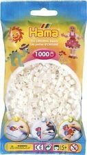 Hama - 207-64 - Loisir Créatif - Midi Sachet - 1000 Perles - Nacrée