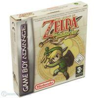Nintendo GameBoy Advance - The Legend of Zelda: The Minish Cap mit OVP NEUWERTIG
