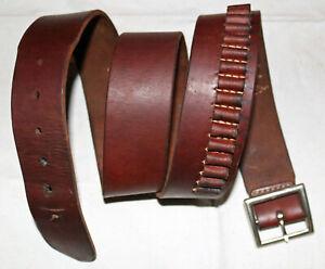 "AAS-75 Hunter 122-XLG 2"" Belt .22 Loops 46""-51"""