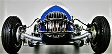 Racer 1960s Vintage Race Car Sport GP F1 Indy 500 Sprint Midget Dirt Metal Model