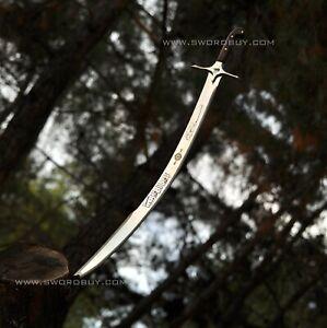 Turkish Kilij Sword , Curved Kilij , Handmade Sword , Ottoman Sword , Historical
