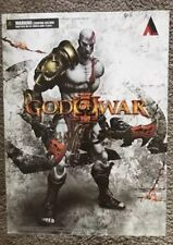God of War III Kai KRATOS 10in Action Figure Square Enix Play Arts Kai MINT