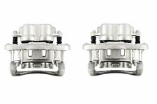 PAIR of Front Brake Calipers LH+RH For Mazda BT50 Pickup 2.5TD 16V (8/06-6/11)