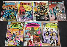 DC/Marvel Copper ADVENTURE TITLES 14pc Mid-High Grade Comic Lot Blackhawk War