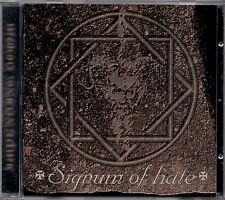 IMPENDING DOOM signum of hate CD 1998 Black Death Metal