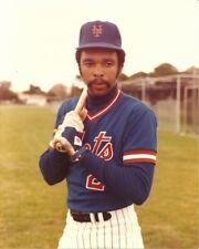 BRIAN GILES 8x10 COLOR PHOTO Spring Training NEW YORK METS Major League Baseball