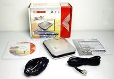 Lonshine LCS-VP8202 LCS VP8202 VoIP SKYPE - Telefon Adapter analog Telefone NEU