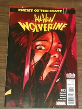 WOLVERINE ALL NEW #13 MARVEL COMICS DECEMBER 2016