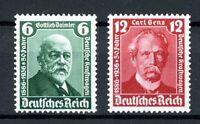 Deutsches Reich MiNr. 604-05 postfrisch MNH (D193