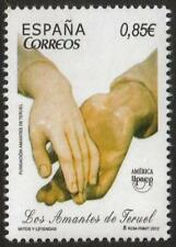 SPAIN MNH 2012 SG4738 UPAEP - HANDS