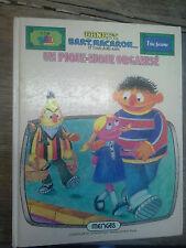 Ernest Bart Macaron et tous leurs amis Un pique nique organisé 1 rue sésame
